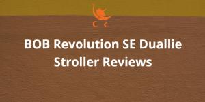 BOB Revolution SE Duallie Stroller Reviews