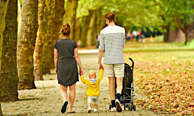 Maintain Baby Stroller