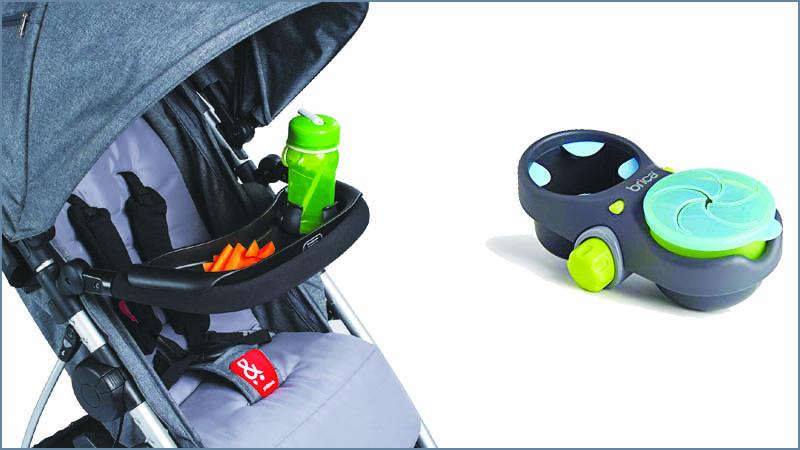 Universal Stroller Snack Tray